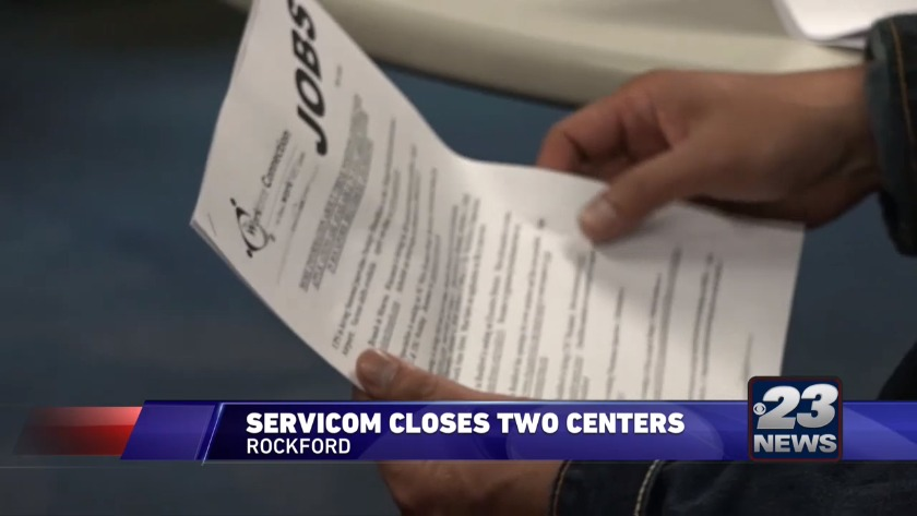 UPDATE: ServiCom pushes out final pay date for laid off