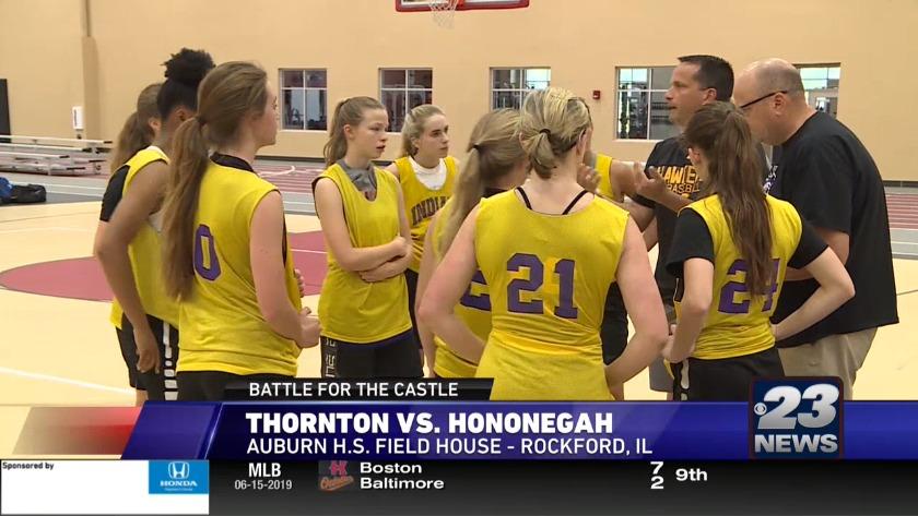 Auburn Hosts Inaugural Battle For The Castle Girls