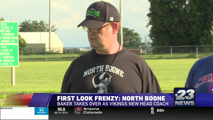 First Look Frenzy: Baker takes over at N  Boone