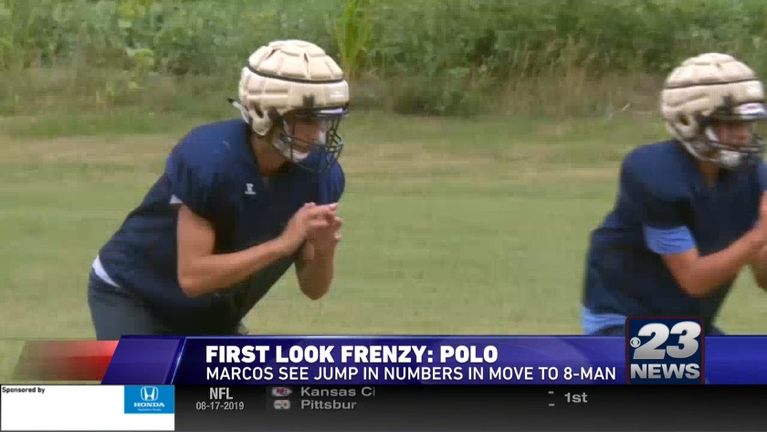 Polo sees jump in numbers with move to 8-man