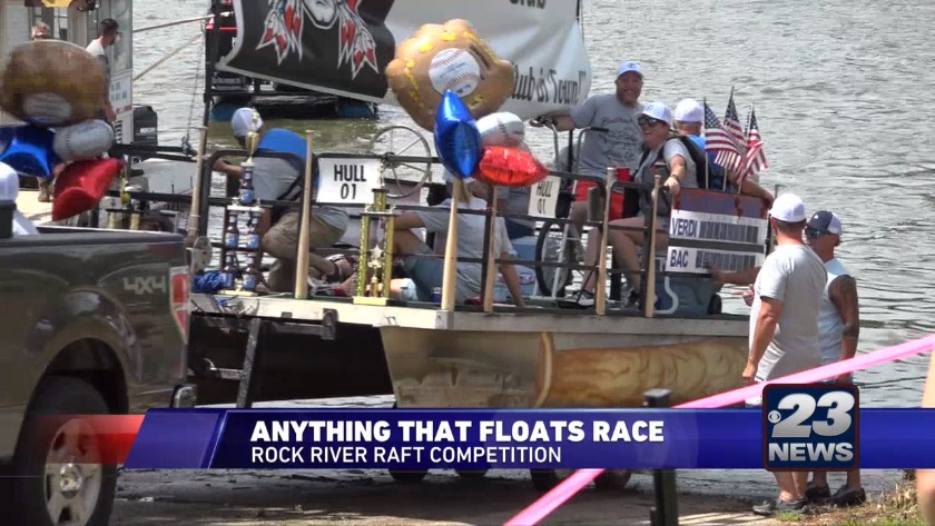 Anything That Floats Race