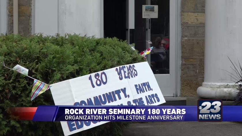 Rock River Seminary Hits 180 Years