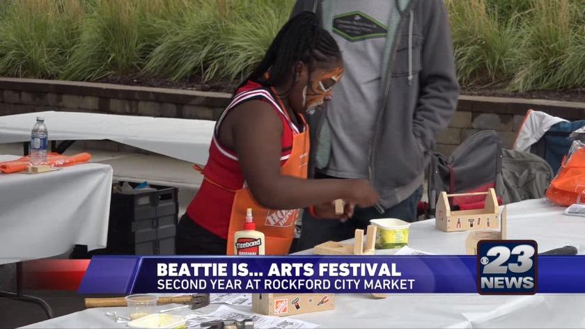 Beattie Is    Arts Festival