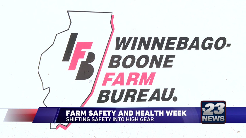 Farm safety and health week starts September 15