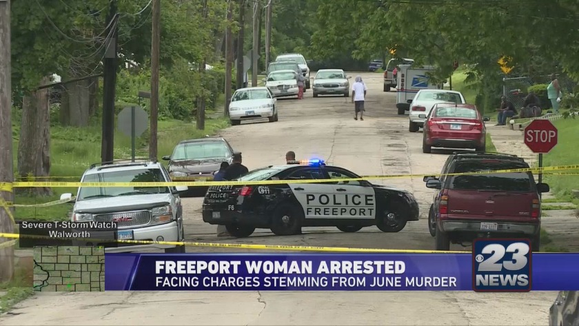 Freeport woman arrested for concealing murder