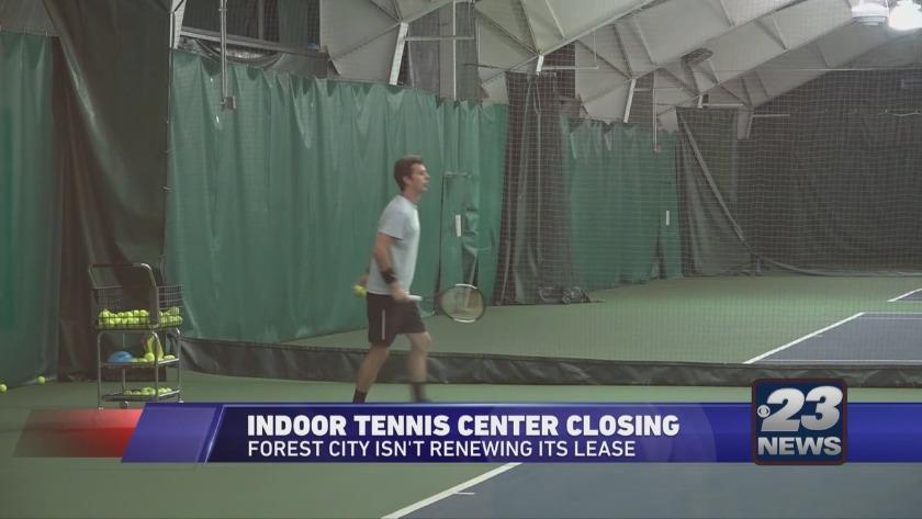Forest City Tennis Center To Close