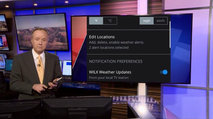 Wilx local weather radar