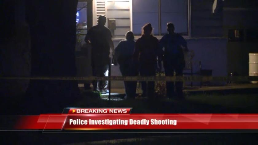 Lansing police investigating deadly shooting