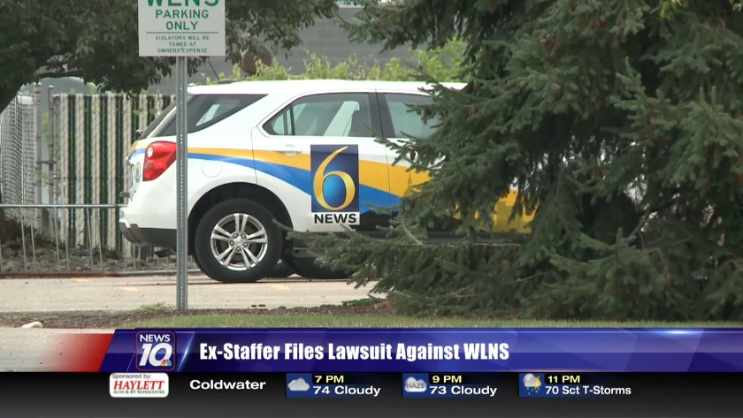 Ex-Staffer Files Lawsuit Against WLNS