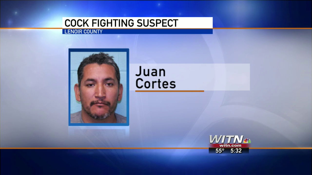 NEW INFO: Five arrests so far in Lenoir County cockfighting case