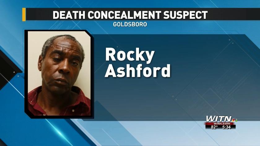 Man arrested in Goldsboro death investigation