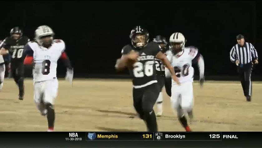 High School Football State Playoffs Round 3