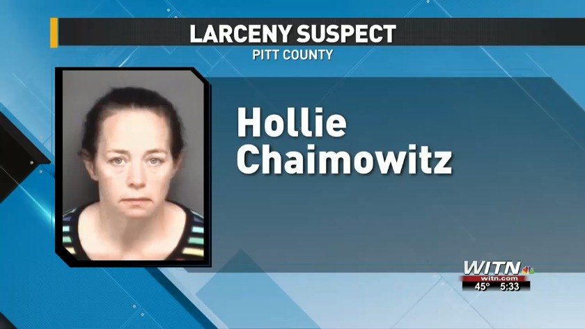 Ayden woman accused of stealing checks from mailboxes