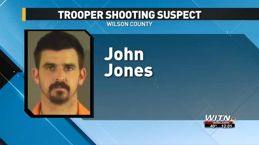 Trooper shot in Wilson County released from Vidant