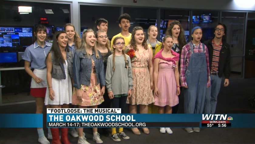 a2c95fa7633 The Oakwood School presents  Footloose