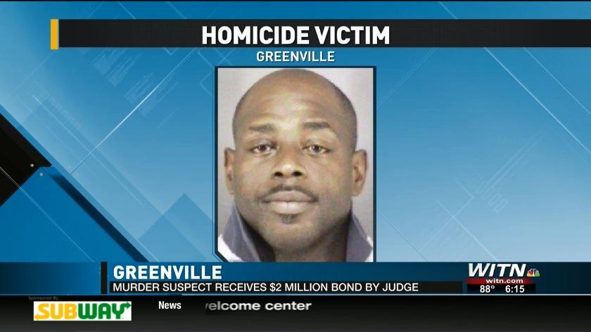 Accused murderer gets $2 million bond