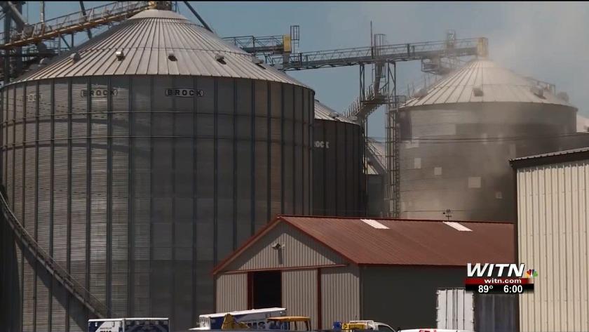 New details released in Creswell grain bin death