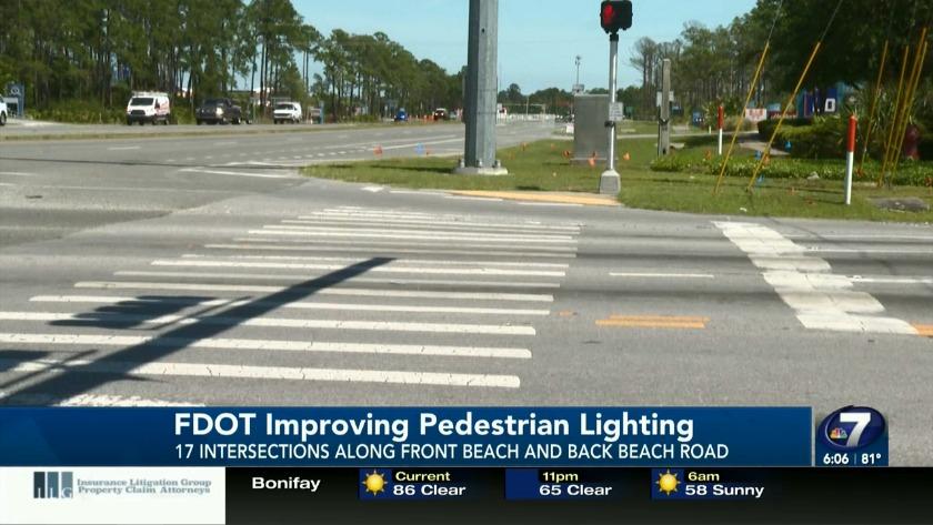 FDOT improving pedestrian safety on roadways
