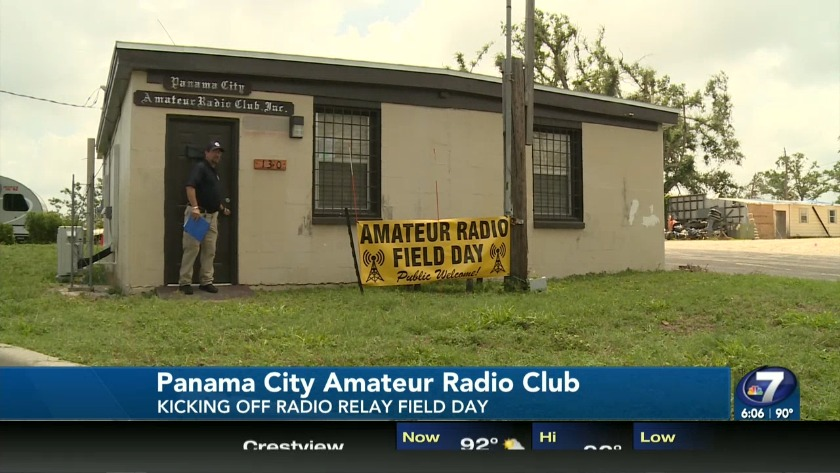 Amateur Radio relay Field Day