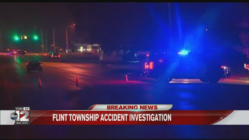 Graham Road Accident In Flint Township