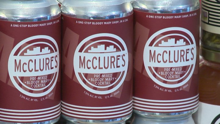 d8fd3f23d Made in Michigan  McClure s canned bloody mary mix