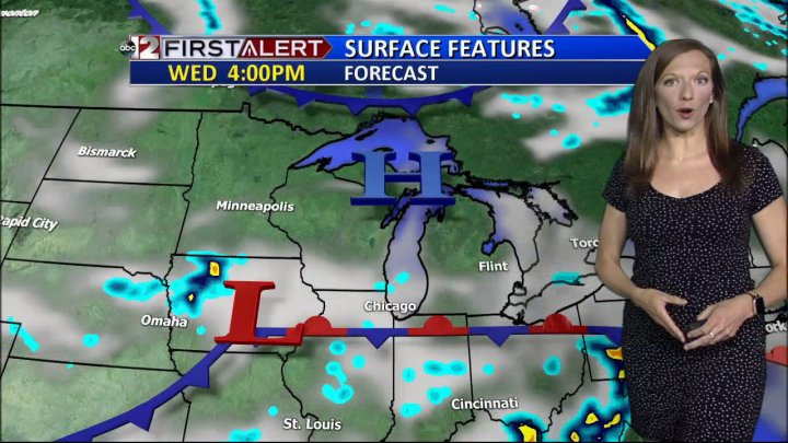 Wednesday, May 29th, 2019 Morning Weather