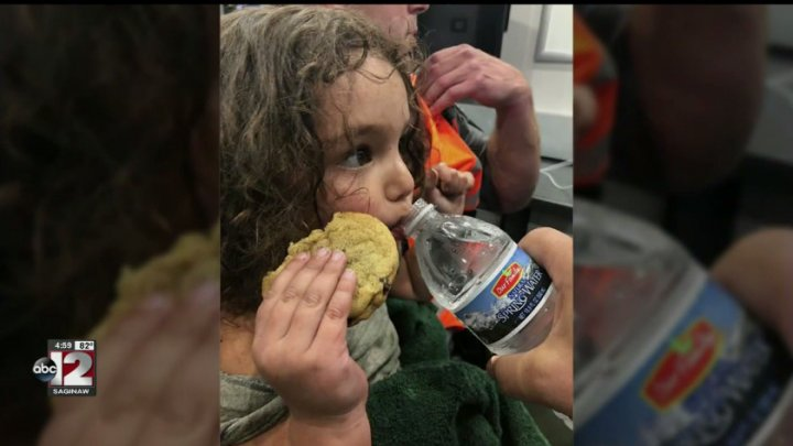 Alive and well: 2-year-old Gabriella Vitale found safe in