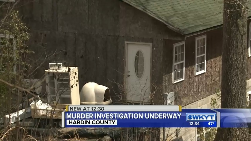 WATCH Hardin County murder investigation underway