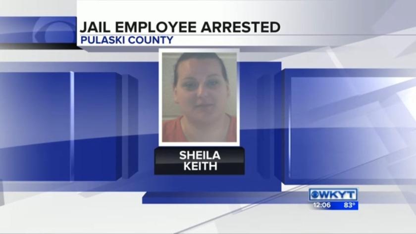 WATCH Pulaski County deputy jailer resigns following meth