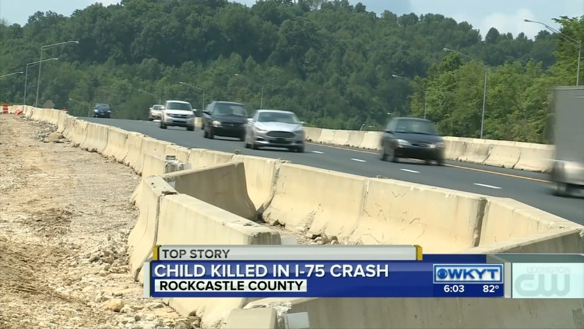 WATCH 11-year-old killed, two others injured in I-75 crash in