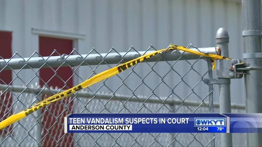 should parents of teen vandals be held responsible