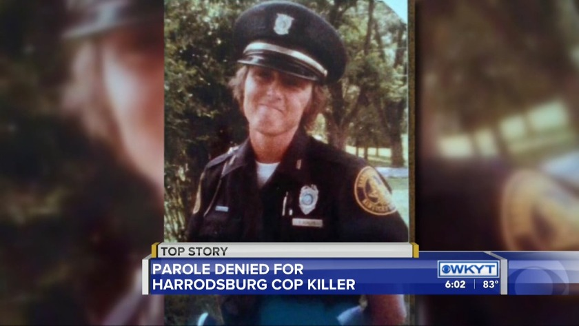 Family shares mixed reaction to Harrodsburg cop killer's