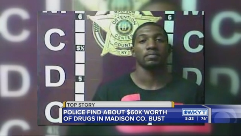 Police: Richmond drug bust uncovers over $60,000 worth of narcotics
