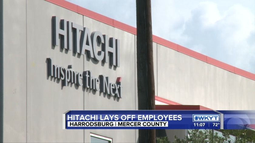 WATCH Hitachi laying off Harrodsburg workers, exact number
