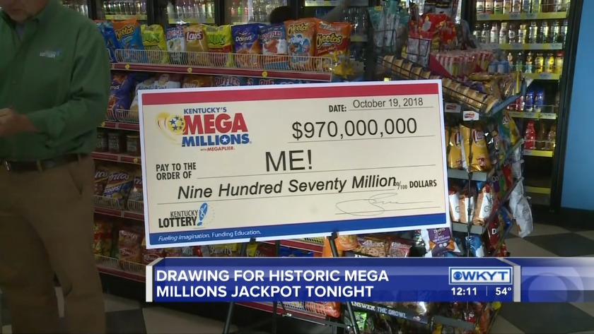 What you need to do if you win the $1 billion Mega Millions