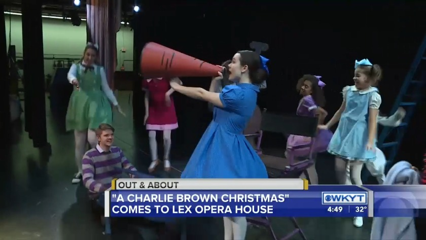 Watch Charlie Brown Christmas.Out About A Charlie Brown Christmas November 28 2018