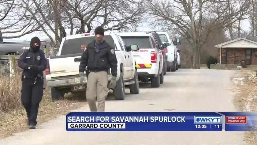 Search underway for missing Richmond woman Savannah Spurlock