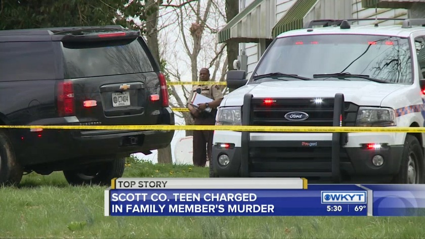 WATCH Teen charged in deadly Scott Co  shooting