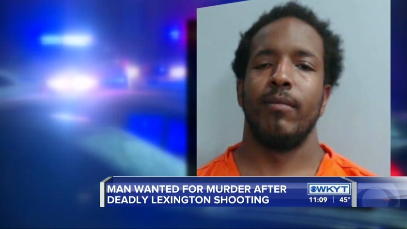 Lexington Police searching for suspect in city's latest murder