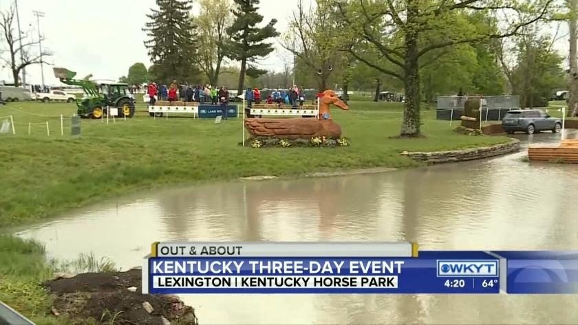Kentucky Newsmakers 4-14-2019