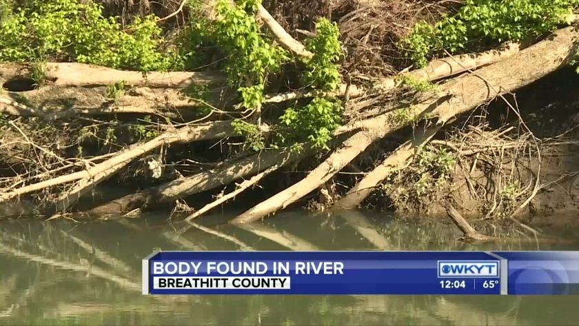 WATCH KSP: Body pulled from river in Breathitt County