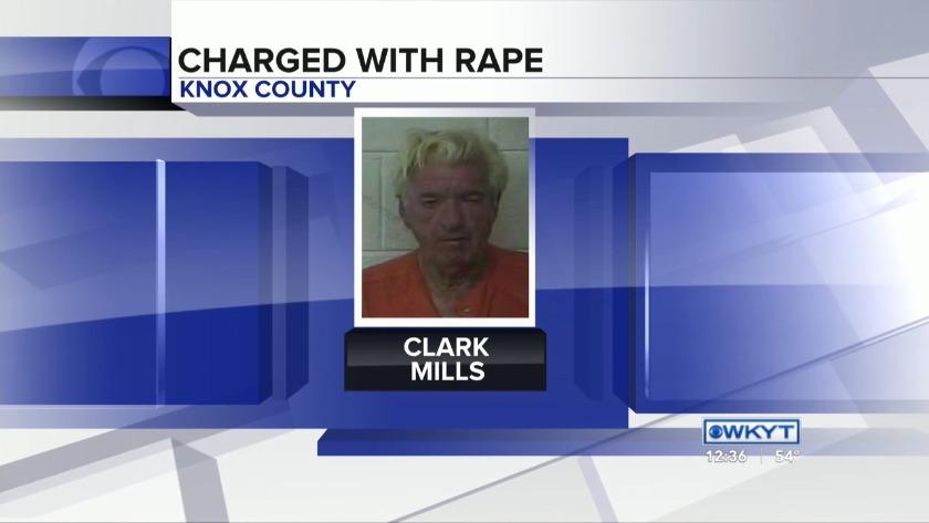 Knox County man accused of raping disabled church member at motel