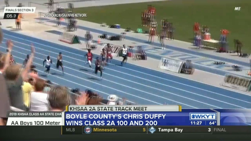 WATCH Chris Duffy, Boyle County boys win back-to-back 2A state