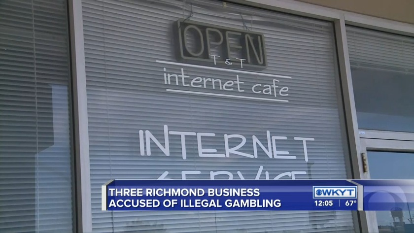 3 Richmond 'internet cafes' accused of illegal gambling