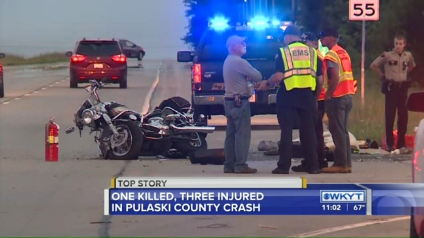 Second victim killed in Pulaski Co  crash, 2 others injured