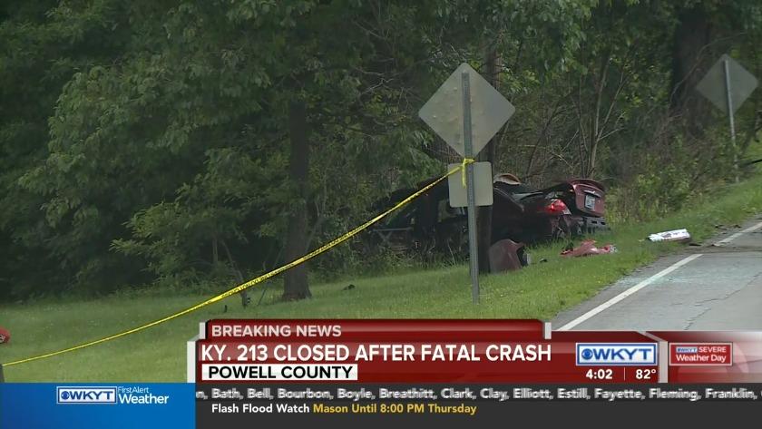 Deputies: Girl, 10, killed in Powell County crash