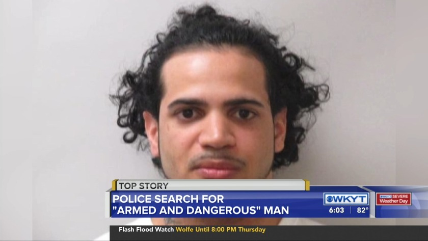 Mercer County authorities searching for 'armed and dangerous