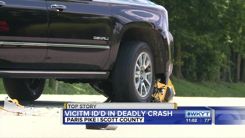 WATCH Victim identified in fatal Scott County motorcycle crash