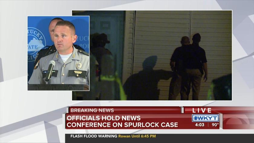 Kentucky State Police identify human remains as Savannah Spurlock