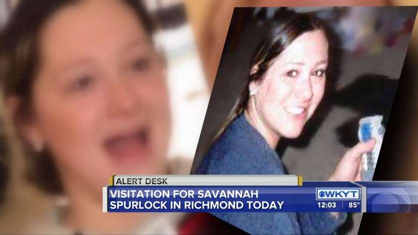 Hundreds pay respects at Savannah Spurlock visitation